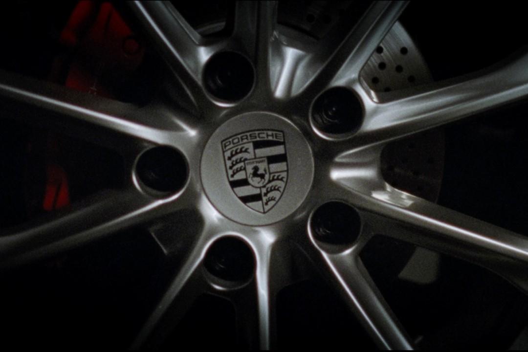 Porsche X Ramp